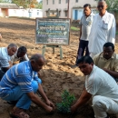 Swami Vivekanand Yoga Ground Dedicated to the students